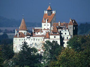 infamous castles Bran Castle