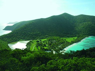 3. Guana Island, British Virgin Islands