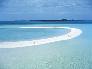 private islands Musha Cay, The Bahamas