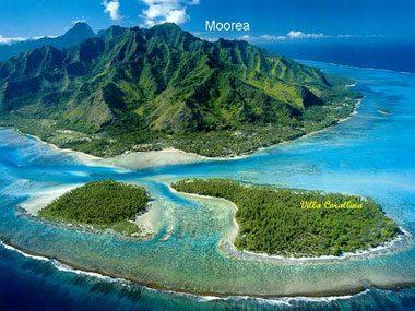 5. Villa Corallina, Tahiti