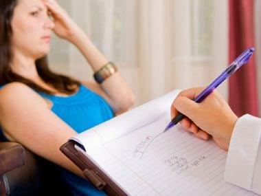 therapist secrets depression