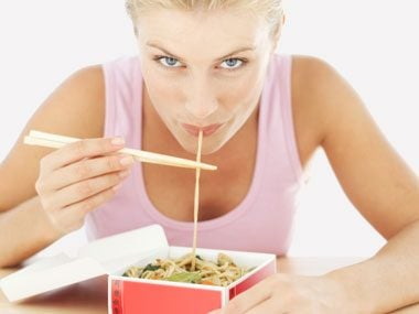 sneaky ways to eat less using chopsticks
