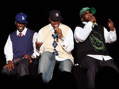 Boyz II Men: Philadelphia, PA