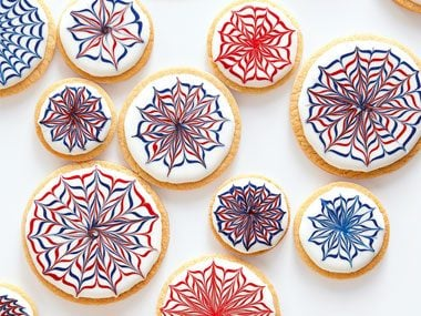 Martha Stewart's Iced Sugar Cookies