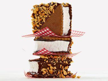 Martha Stewart's Tennessee-Style Marshmallow Cookies