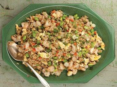 Katie Workman's Shrimp Stir-Fried Rice Recipe