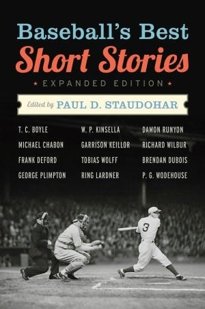 baseballs best short stories cover