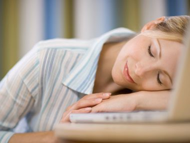 energized work day nap