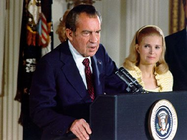 Cause a Scandal: Richard Nixon and the American People