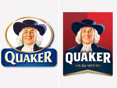 The Quaker Oats Man