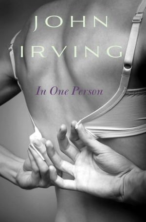 in one person book cover