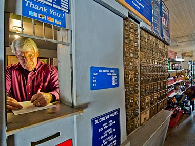 Hard Times: America's Post Offices