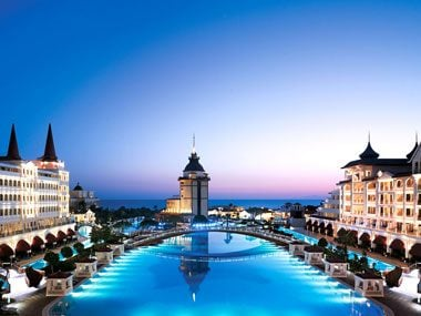 2. Mardan Palace Hotel, Turkey