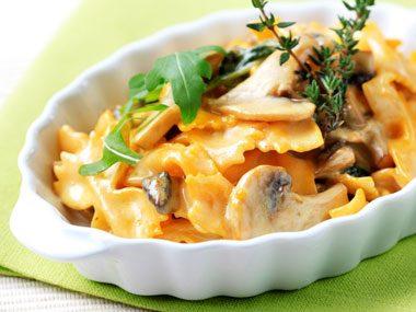 Easy Tweaks: Lunch and Dinner