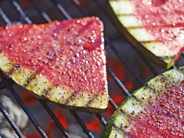 5 things you didn't know you could grill watermelon