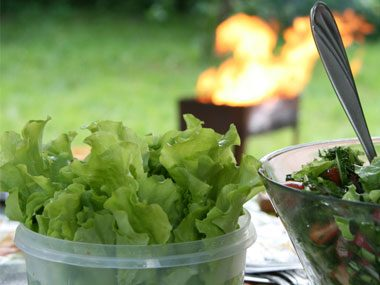 5 things you didn't know you could grill lettuce