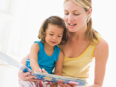 old-age myths, mother daughter reading