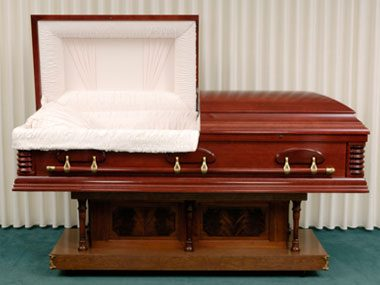more funeral director secrets empty casket