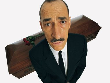 "19. Never trust a funeral director who says, ""This is the last thing you can do for your loved one."""