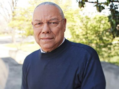 Colin Powell: The Meeting He'll Always Remember