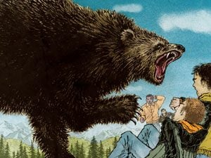 Bear Attack: The Story of Seven Boys and One Grizzly
