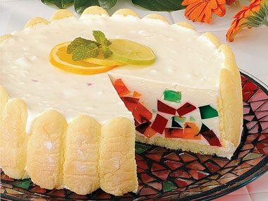 Jeweled Torte