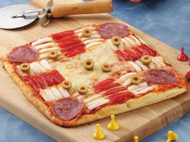 Par-Cheesy Pizza