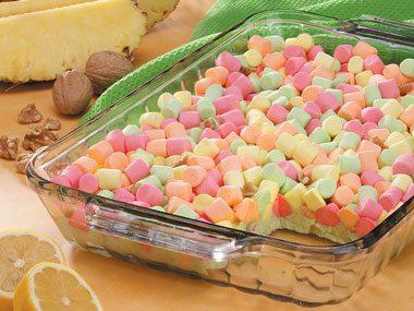 Pastel Jell-o Salad
