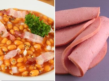 Sugar Showdown: Pork and Beans vs. Pork and Beef Bologna