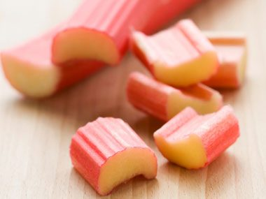 calcium sources for dairy haters rhubarb