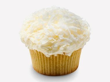 cupcake personality coconut