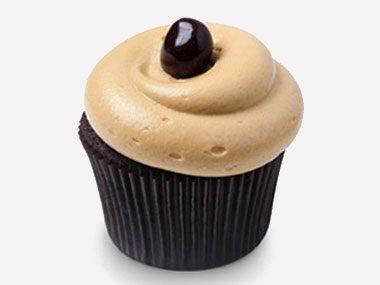 cupcake personality mocha