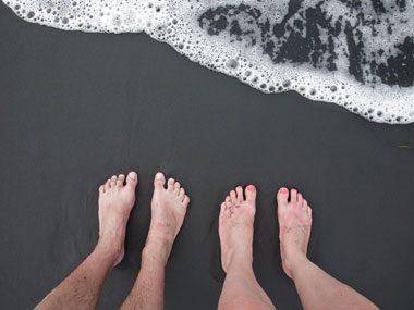 frame your feet