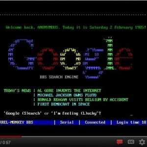 If Google Had Been Invented in the 80s…