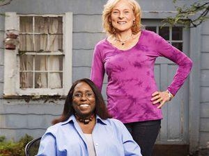 hometown heroes Belva Davis and Nancy Brigham