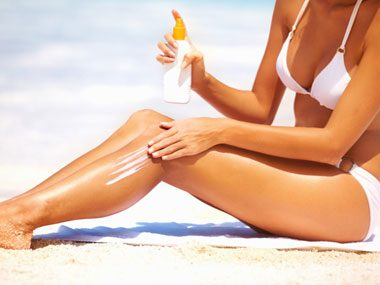 how bad is a tanning habit, sunscreen
