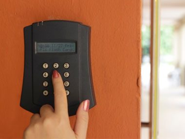 safety strategies, security keypad