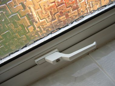 safety strategies, window lock