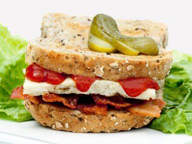 B.E.S.T. Breakfast Sandwich