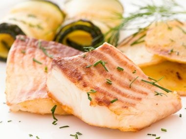 Bob Harper's Roasted Fish Recipe