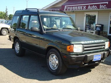 1995 Discovery Land Rover