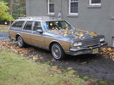 1987 Chevrolet Caprice Estate Wagon