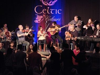 Celtic Colours Festival, Cape Breton