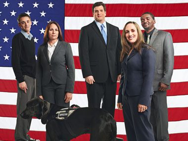 you're welcome America, now hire us veterans