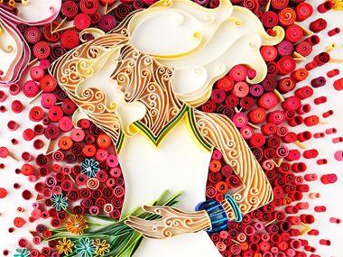 Yulia Brodskaya: Paper Art