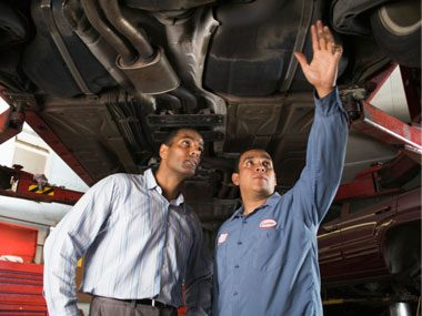 more auto mechanic secrets, explaining work