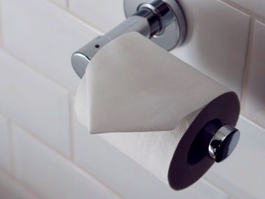 more housecleaner secrets, toilet paper