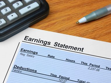 more hairstylist secrets, earnings statement