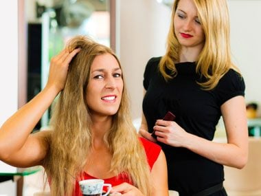 more hairstylist secrets, talking