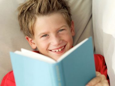 20. Encourage your child to keep reading.